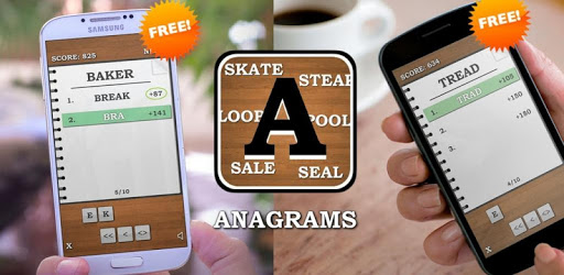 Anagrams - Game apk
