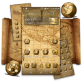 Ancient Map Launcher Theme Icon