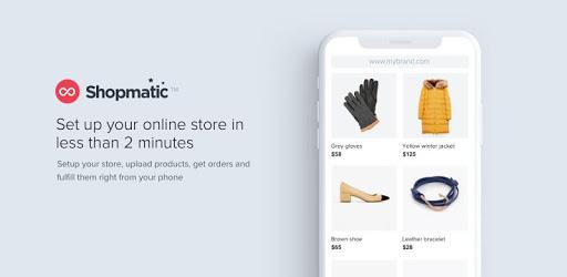 Shopmatic - Sell Online apk
