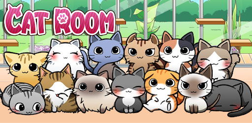 Cat Room - Cute Cat Games apk