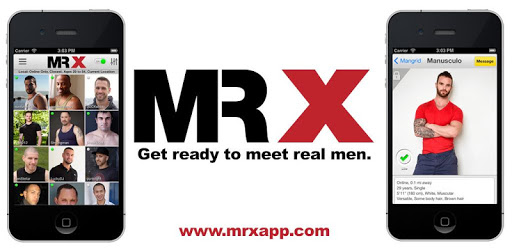 MR X: Gay Dating & Chat apk