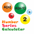 Number Series Calculator Icon