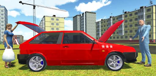 Russian Cars Simulator apk