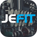 JEFIT Workout Tracker, Weight Lifting, Gym Log App Icon