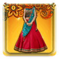Indian Bridal Makeup Dress And Jewellery App Icon