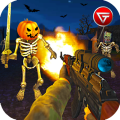 Zombie Night Party: FPS Shooting Game 2020 Icon