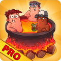 Idle Heroes of Hell - Clicker & Simulator Pro Icon