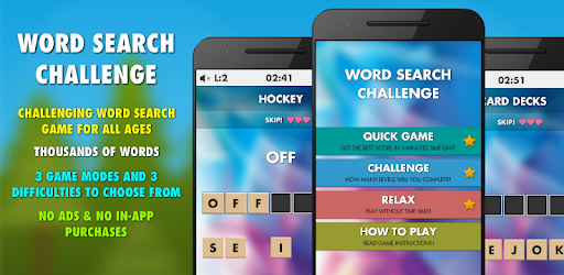 Word Search Challenge PRO apk