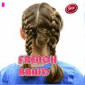 French Braid Icon