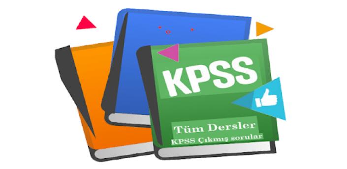 Çözümlü KPSS Çıkmış Soruları / 2001-2019 apk