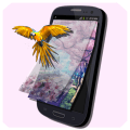 3D parallax Wallpapers Live Icon