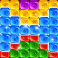 diamond cube blast free puzzle Icon