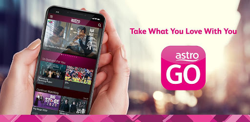 Astro GO - TV Series, Movies, Dramas & Live Sports apk