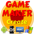 Game Maker Social Playing Icon