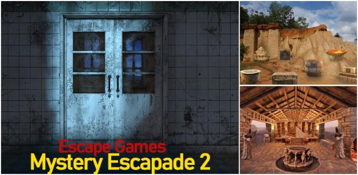 Escape Games - Mystery Escapade 2 apk