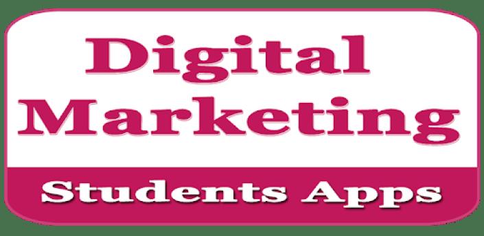 Digital Marketing - offline guide app for students apk