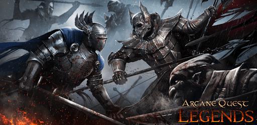 Arcane Quest Legends - Offline RPG apk