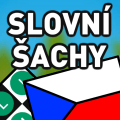 Slovní Šachy PRO - Česká Slovní Hra Icon