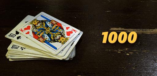 Thousand Card Game (1000) apk