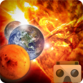 Solar System VR Icon