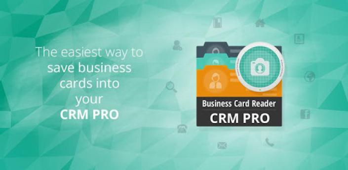Business Card Reader - CRM Pro apk
