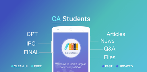 CCI Student - CA Student app for CA Final IPC CPT apk