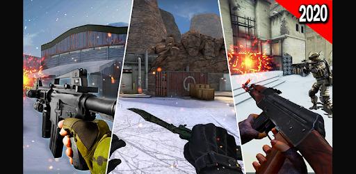 Counter Terrorist Gun Strike - New FPS Game 2019 apk