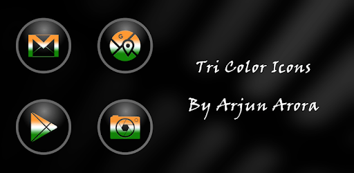 Tri Color Icons By Arjun Arora apk