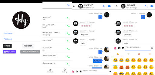 hy free video calls and chat apk