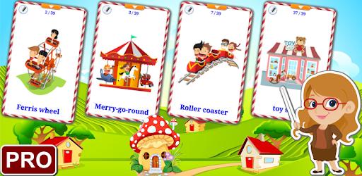 Amusement Park Cards PRO apk