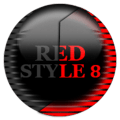 Red Icon Pack Style 8 ✨Free✨ Icon