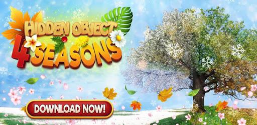 Hidden Object: 4 Seasons - Find Objects apk