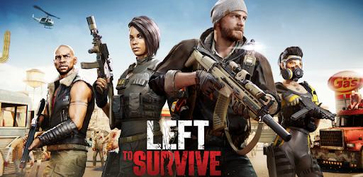 Left to Survive: Action PVP & Dead Zombie Shooter apk