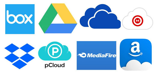 All cloud storage 2020 apk