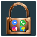 App Vault - Safe Lock Icon