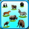 Wild Animals Sounds Icon