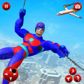 Flying Spider Robot Speed Hero-Gangster City Crime Icon