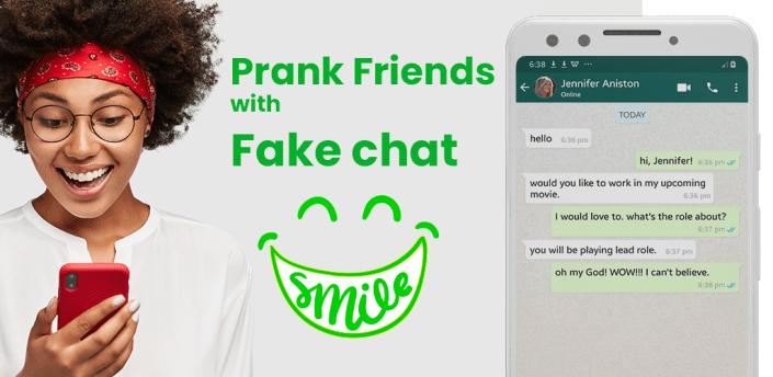 Fake Chat Maker -Create Prank chat, make Fake Call apk