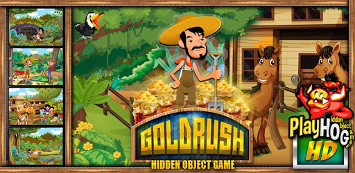 # 151 Hidden Object Games New Free - The Gold Rush apk
