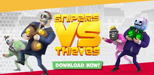 Snipers vs Thieves apk