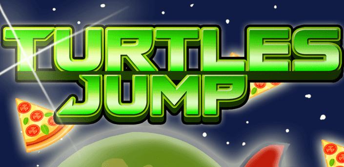 Tapping the Ninja Turtles to Jumping & Running Adventure Jump Kids Game apk