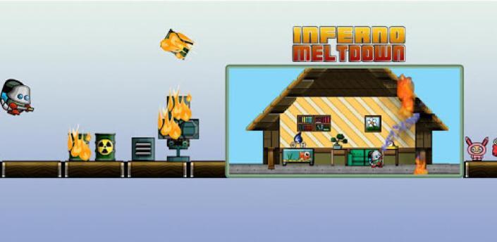 Inferno: Meltdown - Free Platformer Game apk