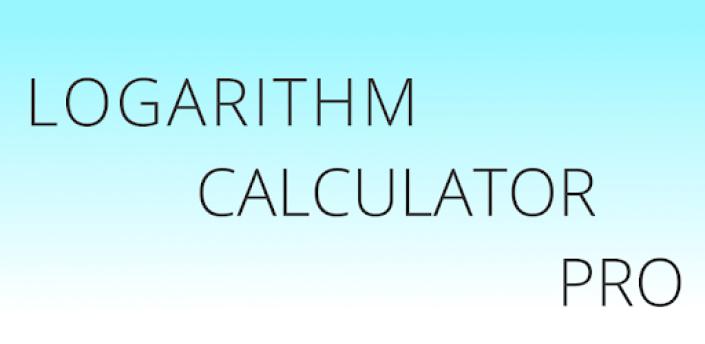 Logarithm Calculator Pro apk