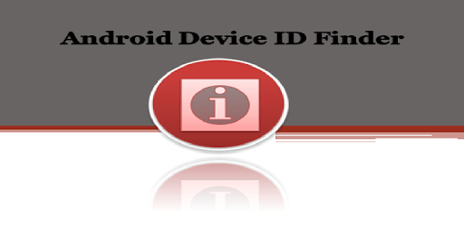 Device ID Finder for Android apk