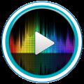 fast video player (wmv,avi,mp4,flv,av,mpg,mkv)2017 Icon