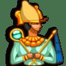 Brickshooter Egypt Icon