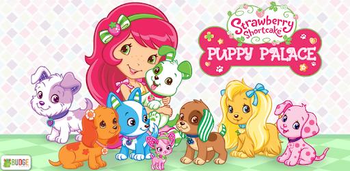 Strawberry Shortcake Puppy Palace apk