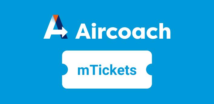 Aircoach - mobile ticketing App apk