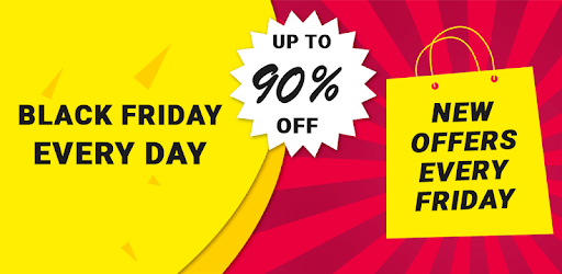 Black Friday - Every Day , Smart Online Shopping apk