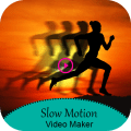 Slow mo  video editor, maker app 2020 Icon